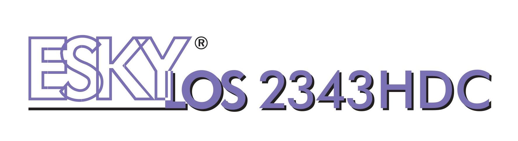 1.2343 ESU HDC